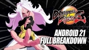 Video: Android 21 - Combos, Supers Stealing Moves And Breakdown 2018 HD